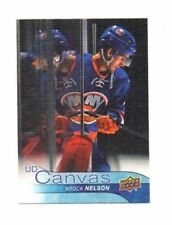 Brock Nelson 2016-17 Upper Deck, UD Canvas, Hockey Card !!