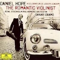 "DANIEL HOPE ""THE ROMANTIC VIOLINIST"" CD NEW!"