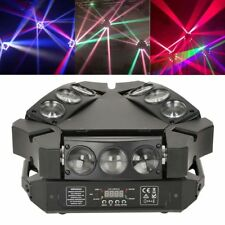 90W LED Moving Head Spider Beam Light DMX-512 RGB Stage DJ Club Party Lighting