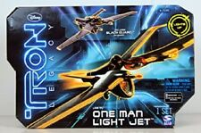 Tron Legacy One Man Light Jet Vehicle 2010 Spin Master Disney Series 2 Brand New