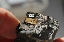 Vanadinite (Endlichite) - Mexico - old specimen, ex A.F.Seager collection