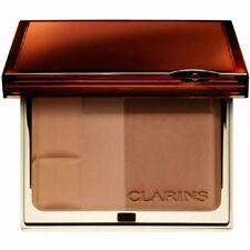 CLARINS Bronzing Duo 03 Dark Mineral Powder Compact NIB