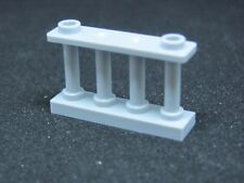 LEGO 30055 @@ Fence 1 x 4 x 2 Spindled with 2 Studs @@ 4636 6242 7744 10210 7910