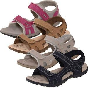 PDQ Ladies Hiking Walking Sports Sandals Summer Holiday Trail Beach Shoes Size