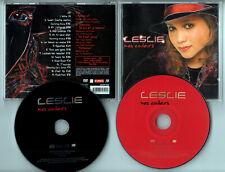 """LESLIE """"Mes Couleurs"""" (CD+DVD) 2004"""