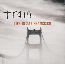 Train - Live From San Francisco (2014) maxi-single CD rare oop NEW