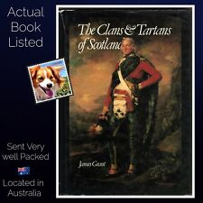 The Clans And Tartans Of Scotland James Grant Hardcover Wordsworth Editions 1992