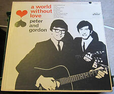 "Here is Peter And Gordon ""A World Without Love"" 1964 MONO VG++"