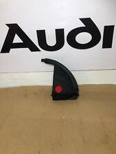 AUDI TT Mk1 98-06 8N COUPE N/S LEFT DOOR CARD RUBBER END CAP FIXING 8N0837777F