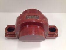RARE! Vintage Dodge Pillow Block Bearing Pattern. Wooden 12624