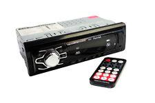STEREO AUTORADIO AUTO FM MP3 USB SLOT SD AUX RCA RADIO 60W X4 TELECOMANDO EC4207