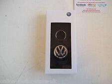 Volkswagen luxury keyring - LEATHER - BRAND NEW - GENUINE VOLKSWAGEN ACCESSORY!