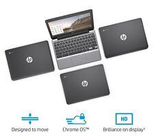 "HP Chromebook 11 Laptop 11.6"" Intel Celeron N3060 1.6GHz 4GB 16GB eMMC Chrome OS"