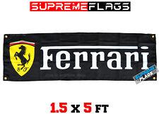 Meguiars Flag Banner 3x5 ft Automotive Car Care Garage Black