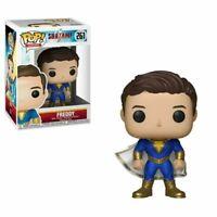 FUNKO: POP! Heroes: Shazam (Freddy) [POPS] Movie Merch Gift Idea NEW