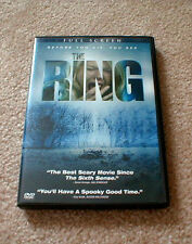 """The RING"" Movie starring Naomi Watts & Martin Henderson on DVD"