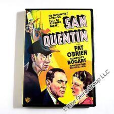 San Quentin DVD New Pat O'Brien, Humphrey Bogart, Ann Sheridan, Barton MacLane