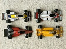 Burago LOT of 4, F1 Formula 1 Collection, Ferrari 126 C4, Williams FW 08, Laren