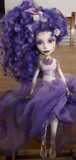 Mattel Monster High Doll custom ooak repaint