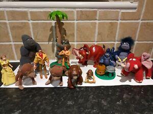 McDonald's Tarzan Toy Collection
