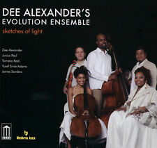 DEE ALEXANDER'S EVOLUTION PROJECT - SKETCHES OF LIGHT- CD+DVD NUOVO SIGILLATO