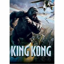 King Kong (DVD, 2006) Movie - King Kong Movie Set in the 1930s