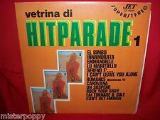 Vetrina di HIT PARADE 1 1974 LP ITALY Sexy Cover Emmanuelle El Bimbo Sereno è