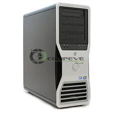 Dell Precision T7500 Tower Workstation Barebone (Case Motherboard Heatsink PSU)