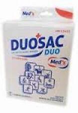 DUO SAC 2 sacchetti caldo/freddo 13x25cm per contusioni, distorsioni, ematomi