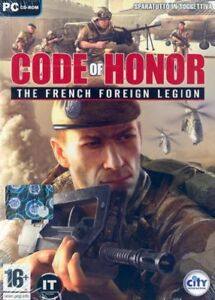 Code Of Honor: The French Foreign Legion - Italiano - PC CD-ROM