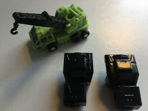 Transformers Universe 2004 Hightower figure MICROMASTER Devastator combiner