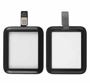 For Apple Watch iWatch Series 2/ 3 38MM Replace Front Touch Screen Panel Black