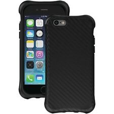 Ballistic iPhone 6/6s Urbanite Case - Black Carbon Fiber