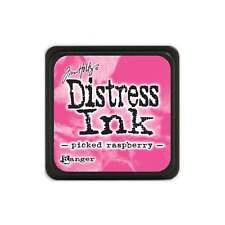Tim Holtz - Mini Distress Ink Pad - PICKED RASPBERRY - Pink