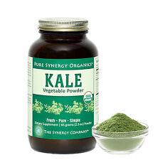 * Pure Synergy Organics Kale Vegetable Powder, 2.3 oz.