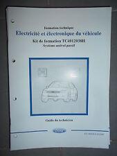 Ford : documentation atelier électricité et électronique - antivol - 2003 CG8065