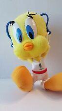 TWEETY BIRD PLUSH MASCOT GYMNAST GEN. 1996 ATLANTA SUMMER OLYMPICS WARNER BROS.