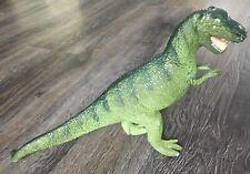 "Vintage 1988 Carnegie Safari Tyrannosaurus Rex T-Rex 6.25"" Dinosaur Toy Figure"