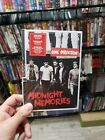 ONE DIRECTION MIDNIGHT MEMORIES THE ULTIMATE EDITION NEW SEALED/CUT IN THE CASE!