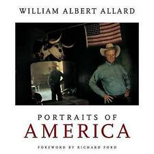 NEW Portraits of America by William Albert Allard