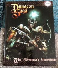 The Adventurer's Companion *Dungeon Saga* Mantic Games