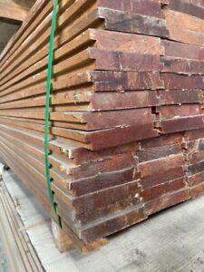 Keruing Half Lap hardwood wagon body flooring 21mm x 140mm x 3.96m long