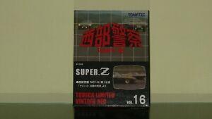 Tomica Limited Vintage Neo Vo.16 Seibu Keisatsu Nissan Super Z Fairlady n bmw vw