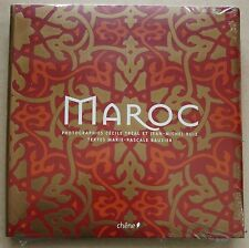 Maroc C TREAL J M RUIZ & M P RAUZIER éd Chêne 2007