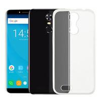 """Accessoires Etui Coque Silicone Gel UltraSlim Transparent OUKITEL C8 4G 5.5"""""""