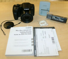 Canon PowerShot SX540 HS 20.3MP Digital 50X Zoom Digital Camera *USED ONCE*