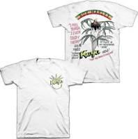 Zion Rootswear Bob Marley Kaya Fest Rastafarian Reggae Music Tee Shirt ZRBM2058
