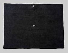 "Charcoal Black Microfiber Golf SportTowel 16"" x 21"""