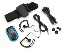 Haier HHS1A-2GB Sport Video Water Resistant MP3 Player with Pedometer FM Radio