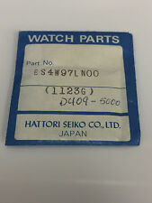 SEIKO ES4W97LN00 NEW ORIGINAL GENUINE CRYSTAL FITS D409 5000